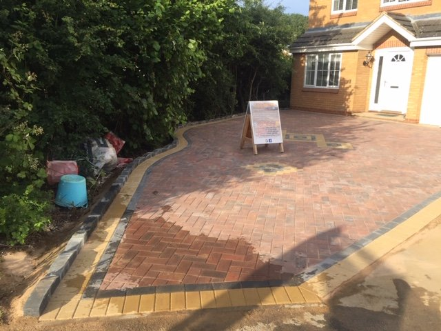oadby block paving